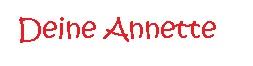 Annette kocht-Deine Annette