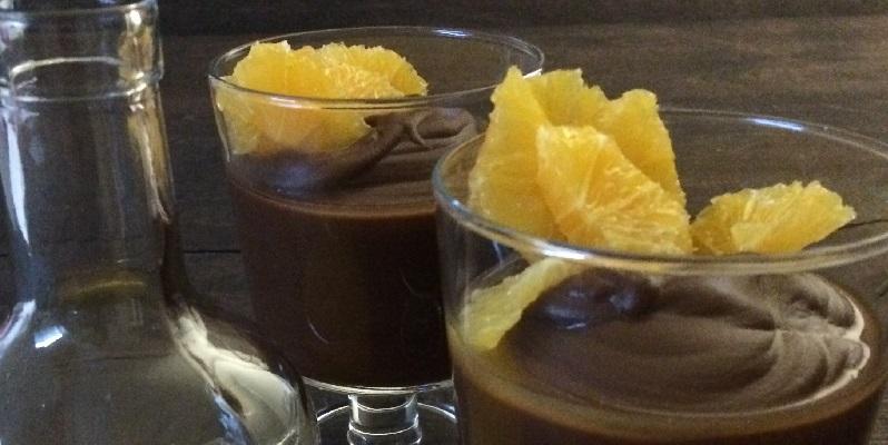 Butternut: Schokoladendessert mit Orange