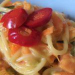 annette kocht-Gemüse-Spaghetti