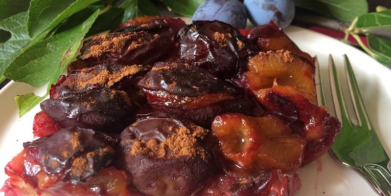 Pflaumenkuchen – einfach und schlicht