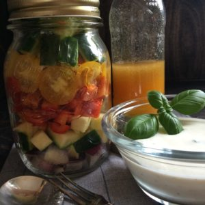 annette kocht- Salat