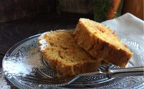 Annette kocht- Möhrchenkuchen
