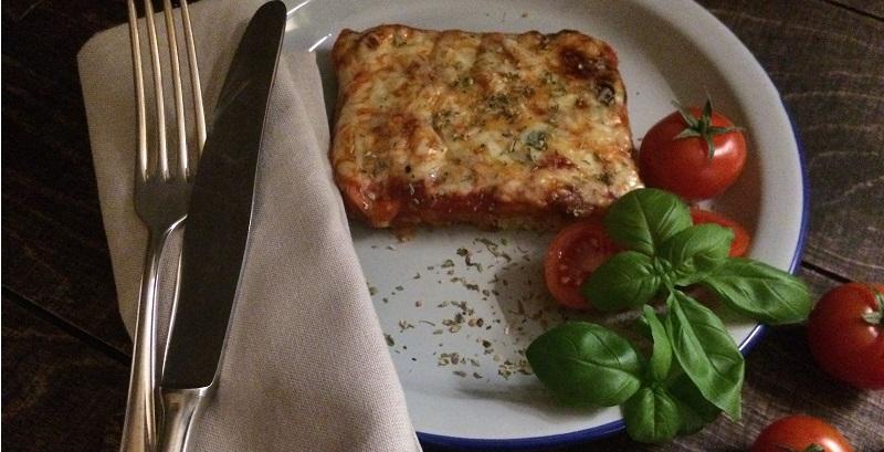 Pizza – linolsäurearm!