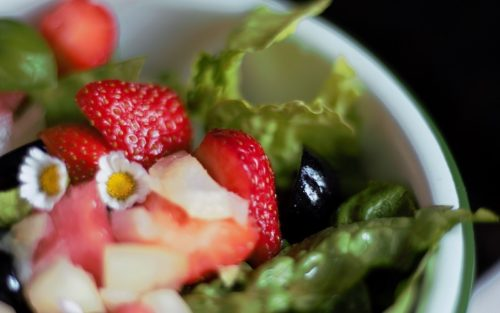Annette kocht- Fruchtsalat