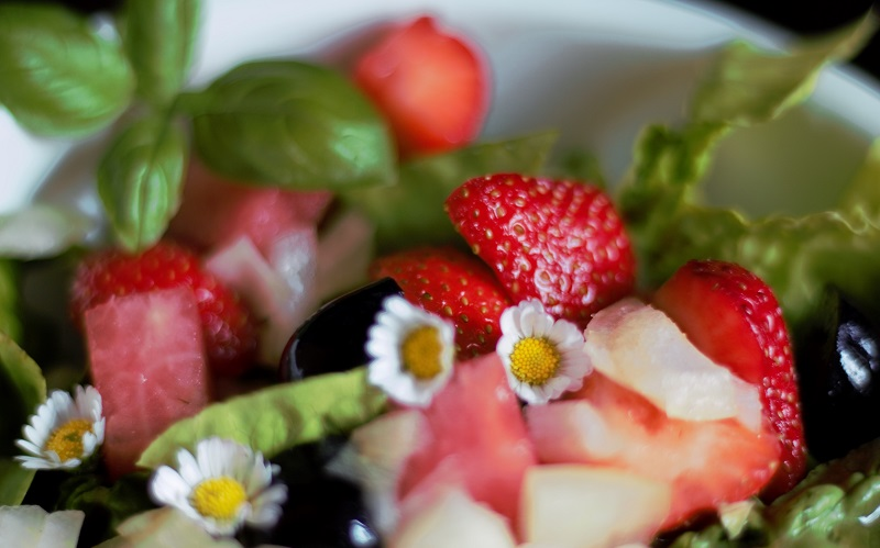 Annette kocht-Fruchtsalat