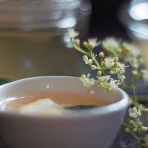 Annette kocht- Holunderblütengelee