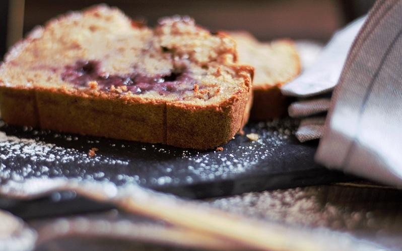 Schneller, saftiger Buchweizenkuchen – wenn spontan Besuch kommt!