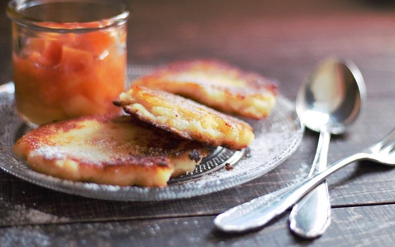 Warum diese Kartoffelplätzchen perfekt für Pfannkuchenfans sind