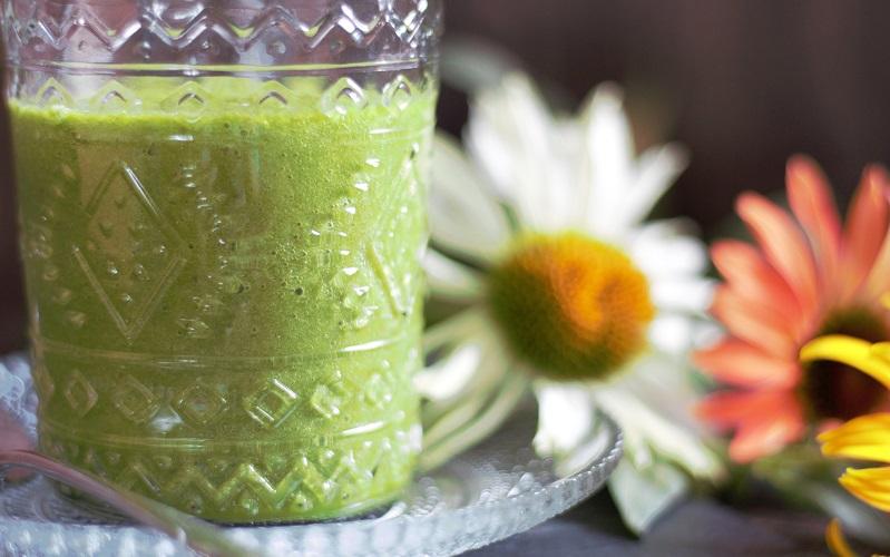 Annette kocht- Grüne Smoothies