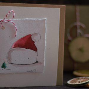 Annette kocht- Weihnachtskarten