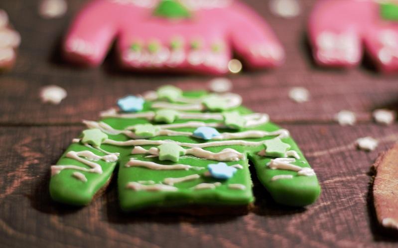 Annette kocht- Weihnachtsplätzchen