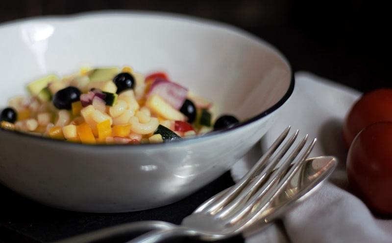 Nudelsalat – mein Tipp, wie du den idealen Proviant für unterwegs findest!