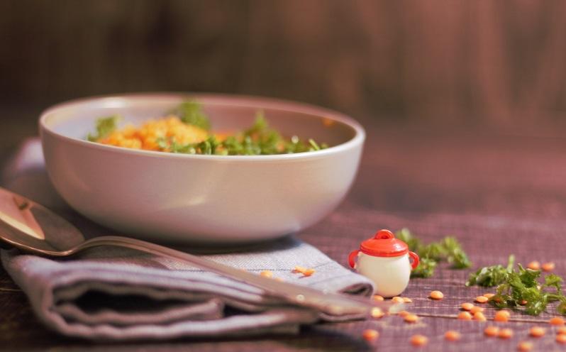 Warum auch Linsen sich sehr gut für die linolsäurearme Küche eignen.