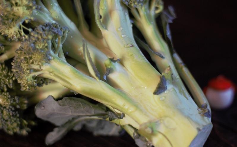 Annette kocht- Broccoli