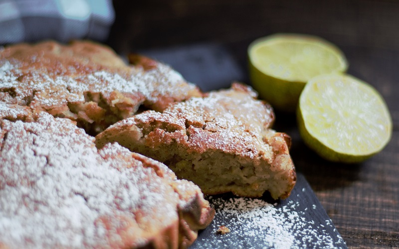 Annette kocht- Apfelkuchen