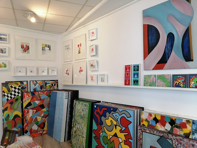 Annette kocht- Mein Atelier