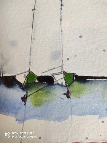 Annette kocht- Mein Atelier segelt3