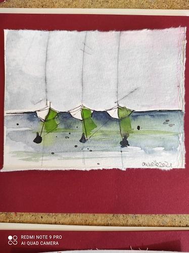 Annette kocht- Mein Atelier segelt4